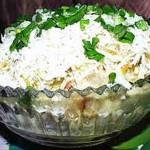 Salat Snezhnyiy 150x150 Салат Снежный день