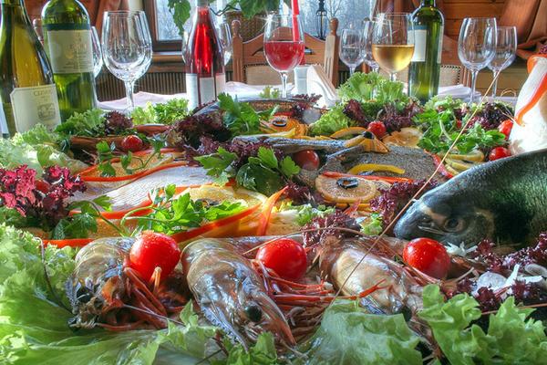 кухня народов мира фото