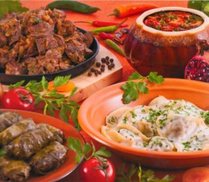 Blyuda armyanskoy natsionalnoy kuhni 300x261 Блюда армянской национальной кухни