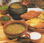 Блюда русской национальной кухни