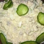 salat iz kalmar s risom 150x150 Удивительный салат из кальмаров с рисом
