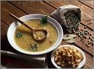 Gorohovyiy sup s sosiskami 1 Гороховый суп с сосисками