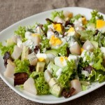 Salat s avokado i yaytsami 150x150 Салат с авокадо и яйцами