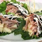 Salat s indeykoy 150x150 Салат с индейкой