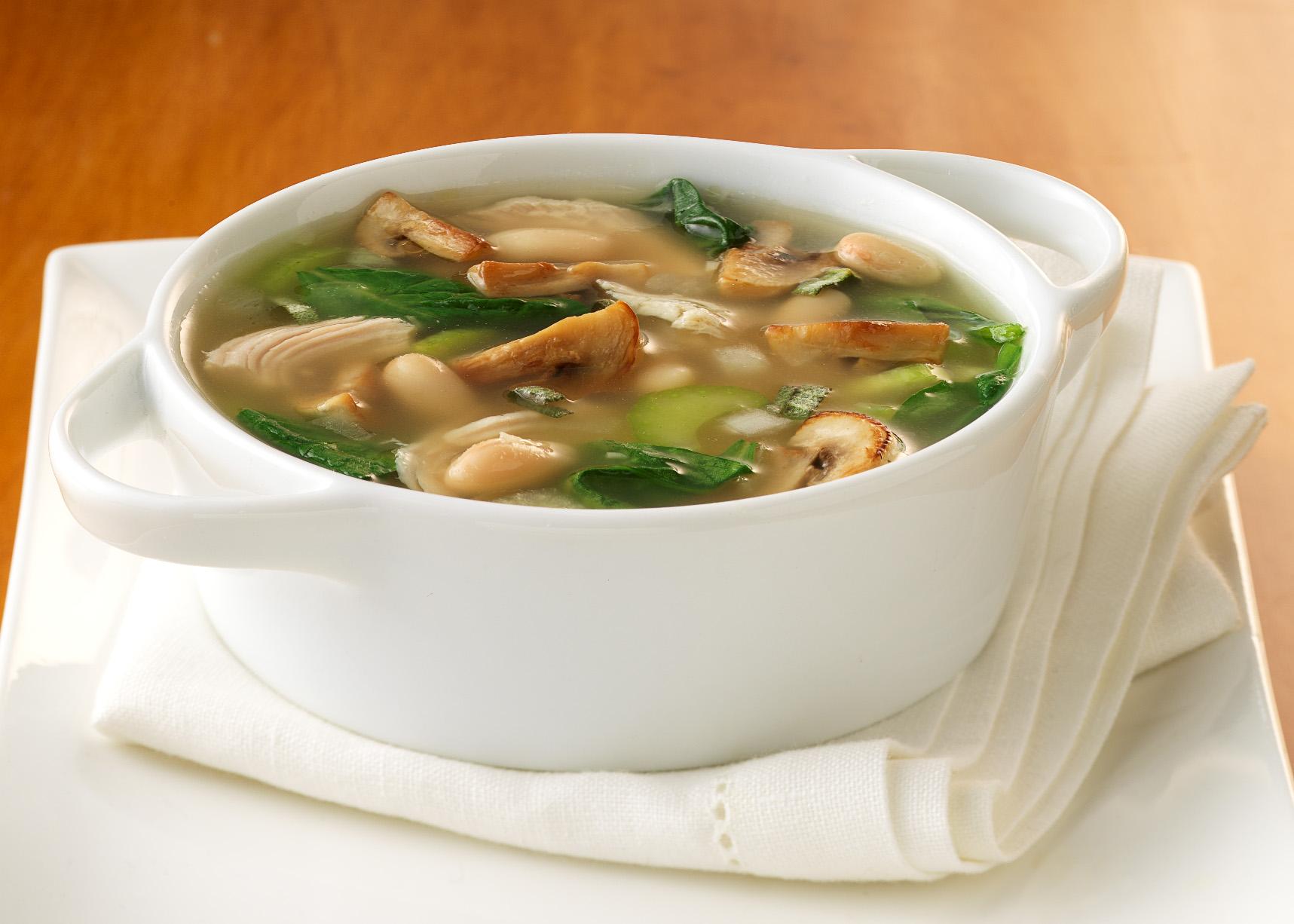 Грибной суп с фото пошагово