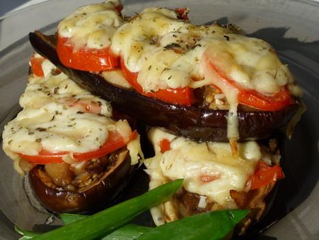 Рецепты блюд из баклажанов и помидоров