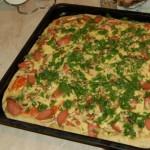Pitstsa po domashnemu lyubimyiy retsept 150x150 Пицца по домашнему (любимый рецепт)