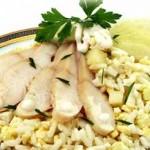 Salat iz morskoy ryibyi s risom i yablokami 150x150 Салат из морской рыбы с рисом и яблоками