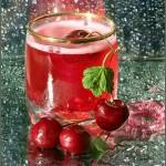 Vishnevyiy napitok 150x150 Вишневый напиток