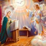 Blagoveshhenie 150x150 Праздник Благовещение Пресвятой Богородицы. Что приготовить на стол в Благовещение