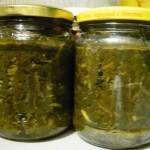Zapravka dlya supa iz shhavelya i kabachkov 150x150 Заправка для супа из щавеля и кабачков