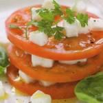 Pomidoryi s syirom Motsarella 150x150 Помидоры с сыром Моцарелла