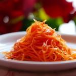 Tertaya morkov s chesnokom 150x150 Тертая морковь с чесноком
