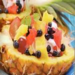 Fruktovyiy salat v ananase s arbuzom 150x150 Фруктовый салат в ананасе с арбузом