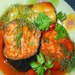 Sladkiy perets v tomate farshirovannyiy ovoshhami 150x150 Сладкий перец в томате, фаршированный овощами