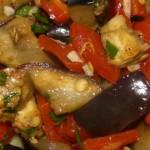 Assorti iz baklazhanov s tomatnyim sokom 150x150 Ассорти из баклажанов с томатным соком