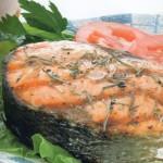 Semga zapechennaya na grile s ovoshhami 150x150 Семга, запеченная на гриле, с овощами