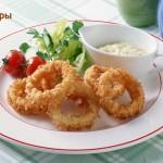 Кальмары в горшочках – кулинарный рецепт