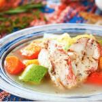 Ryibatskiy grecheskiy sup 150x150 Рыбацкий греческий суп