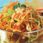 Salat s redkoy i yablokami ovoshhnoy 150x150 Салат с редькой и яблоками овощной