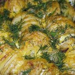 Kartofel pechennyiy s chesnokom v duhovke 150x150 Картофель, печенный с чесноком в духовке