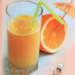Kokteyl Apelsinovyiy tsvet 150x150 Коктейль Апельсиновый цвет