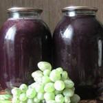Konservirovannyiy vinogradnyiy sok po domashnemu 150x150 Консервированный виноградный сок по домашнему