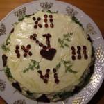 Salat Novogodniy s kuritsey ili kalmarami 150x150 Салат Новогодний с курицей или кальмарами