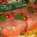 Tort s krasnoy ryiboy 150x150 Торт с красной рыбой