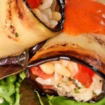 Баклажановые кексы – кулинарный рецепт