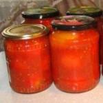 Pomidoryi pikantnyie s hrenom i chesnokom 150x150 Помидоры пикантные с хреном и чесноком
