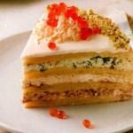 Tort zakusochnyiy iz testa s lososem 150x150 Торт закусочный из теста с лососем