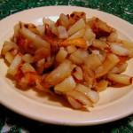 Печеночный паштет с маринованными огурцами – кулинарный рецепт