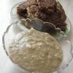 Grechnevyie bitochki v souse iz gribov 150x150 Гречневые биточки в соусе из грибов