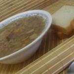 Pohlebka iz gribov s belyim hlebom 150x150 Похлебка из грибов с белым хлебом