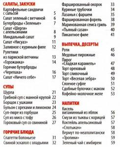 Soderzhanie 33 244x300 Школа кулинара №3 2013 года