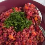 Kasha iz risa i grechki s morkovyu i svekloy 150x150 Каша из риса и гречки с морковью и свеклой