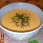 Syirnyiy krem sup s bekonom i tsvetnoy kapustoy 150x150 Сырный крем суп с беконом и цветной капустой