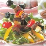 SHashlyichki iz ovoshhey i kurinyih serdets 150x150 Шашлычки из овощей и куриных сердец (второй вариант)