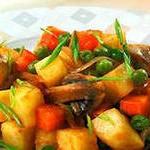 Ragu ovoshhnoe s lesnyimi gribami1 150x150 Рагу овощное с лесными грибами