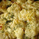 Zakuska iz ryibyi s gribami i kartoshkoy 150x150 Закуска рыбная с грибами и картошкой