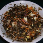Salat iz laminarii s yablokom 150x150 Салаты из морской капусты