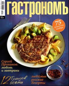 Gastronom    11 2013 goda 241x300 Гастроном №11 2013 года