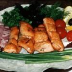 SHashlyik iz lososya po azerbayzhdanski 150x150 Шашлык из лосося по азербайждански