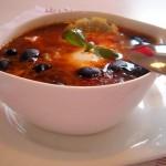 Solyanki s myasom ili ptitsey ryiboy ili moreproduktami s gribami i ovoshhami 150x150 Солянки с мясом или птицей, рыбой или морепродуктами, с грибами и овощами