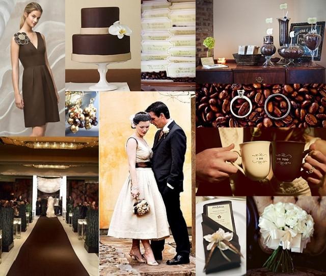 Kofeynaya svadba Стильная свадьба – что для этого надо