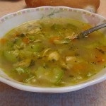 Rassolnik ovoshhnoy s risovoy krupoy 150x150 Рассольник овощной с рисовой крупой