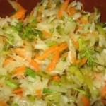 Vkusnyiy ovoshhnoy zakusochnyiy salat 150x150 Вкусный овощной закусочный салат