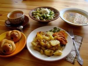 Kak prigotovit prostoy obed 300x225 Как приготовить простой обед