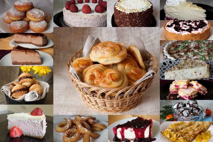 Izumitelnaya vyipechka Легкие рецепты сладких пирогов